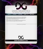 Disastergraphics.com V5 by ison-trade
