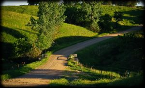 Gravel Roads by tjsviews