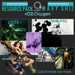 Oxygen Resource Pack by Gundam4
