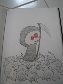 grim by ImperfectPicture