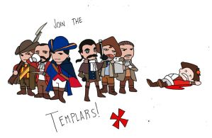 Join the Templars! by Elledy92