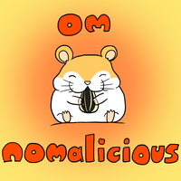 Om Nomalicious by OdeeQuack