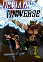 Deviant Universe Tropic and Stego by jakester2008