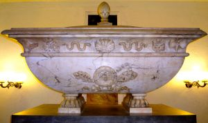James Smithson's Sarcophagus Monument by 44NATHAN