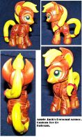 Apple Jack's Personal Armor by batosan