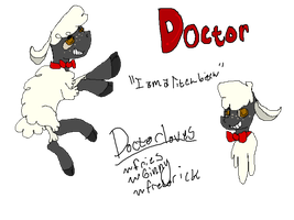 Doctor by XRadioactive-FrizzX