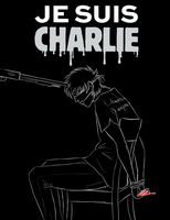 JE SUIS CHARLIE by CookieDovahkiin