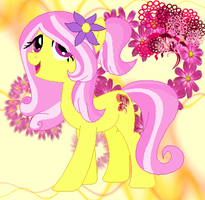 MLP OC: Floral Valentine by RaindropLily