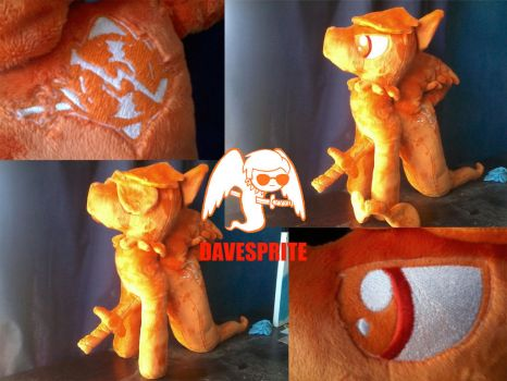 Davesprite pony MLP Plushie Contest by Chanditoys