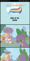 Rainbow Tales: Gems in the Rough by Narflarg