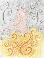 .: burning in the skies :. by lucidcoyote