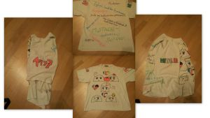 My Hetalia T-shirt by Puroisen1997