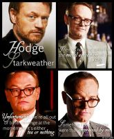 TMI official casting: Hodge Starkweather by Anichu90v2