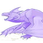 Wyvern Thing by Commander-Sheep