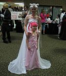 Old/Bad Pic - Manga Neo Queen Serenity by SinnocentCosplay