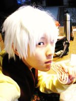I eat your heart XD by Sujun