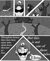 Luigi's Mansion Page 1 by gamerman77