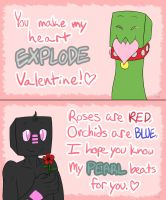 Happy Valentine's Day by lab-rats