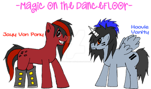Magic on the Dance Floor by BOTDF-Sonic-Pm2fan
