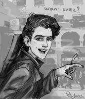 Sweet boy by FrAlichen