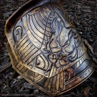 Loki Pauldron (alternate view) by rassaku