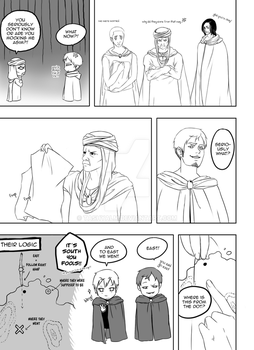Domination Manga Page by TashyAlm