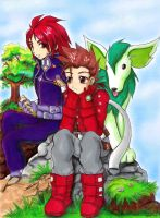 Tales of Symphonia - Promise by ellana