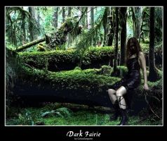 Dark Fairie by CultusSanguine