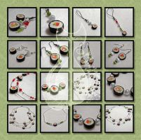 Sushi Collection by MyntKat