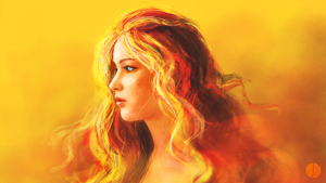Catching Fire by PhotoshopIsMyKung-Fu