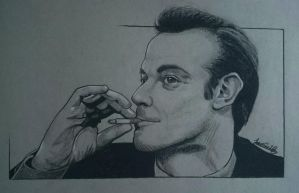 Mark Sheppard by JacQui-Monster