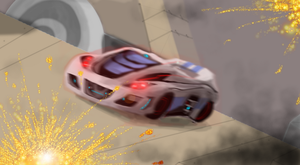 Race in to Battle- Jazz [FOC] by Pappaprime