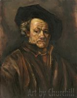 Rembrandt Rip-Off by EuchridEucrow