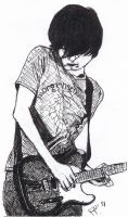 Jonny Greenwood by RefleXNerve