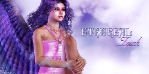 Sabra- Ethereal Touch by DesignsByEve