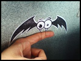 vampire-bat by javick