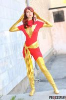 Dark Phoenix, Asia Breeze 2012 by Shiera13
