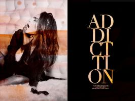 ADDICTION i by mikeizer44