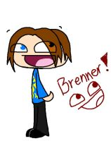 brenner the sim .:andys BFF:. by Nat-Skellington