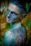 Faun I by vil-painter