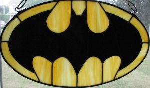 Batman Symbol Number 2 by AutobotWonko