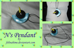 N's Pendant v.1.0 by craftysorceress