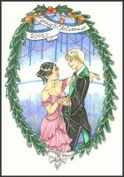 Yule Card 2005 by yurchan
