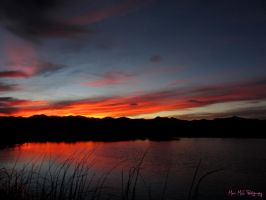 Burning Reflected by marsMGphotography