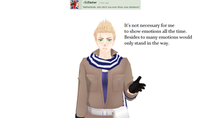 Ask-MMD-Netherlands: Question 59 by Ask-MMD-Netherlands
