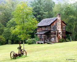 1800S Cabin by MellsPics