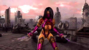 Mileena: Ready For Action by TheRumbleRoseNetwork