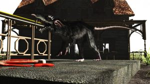 Rat by fractal2cry