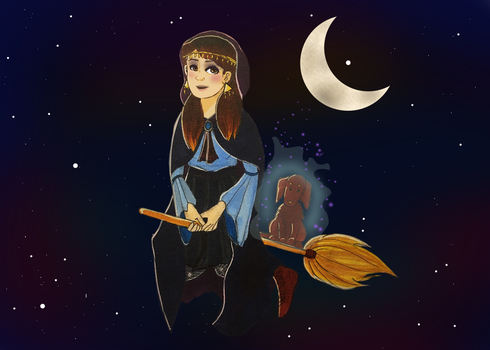 Witchsona by meganim