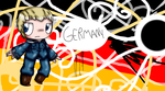 Germany by saltycuccumbers
